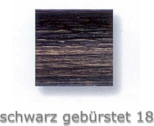 edle holz gardinenstange vorhangstange teba glasgow zylinder 25mm 4 farben ebay. Black Bedroom Furniture Sets. Home Design Ideas