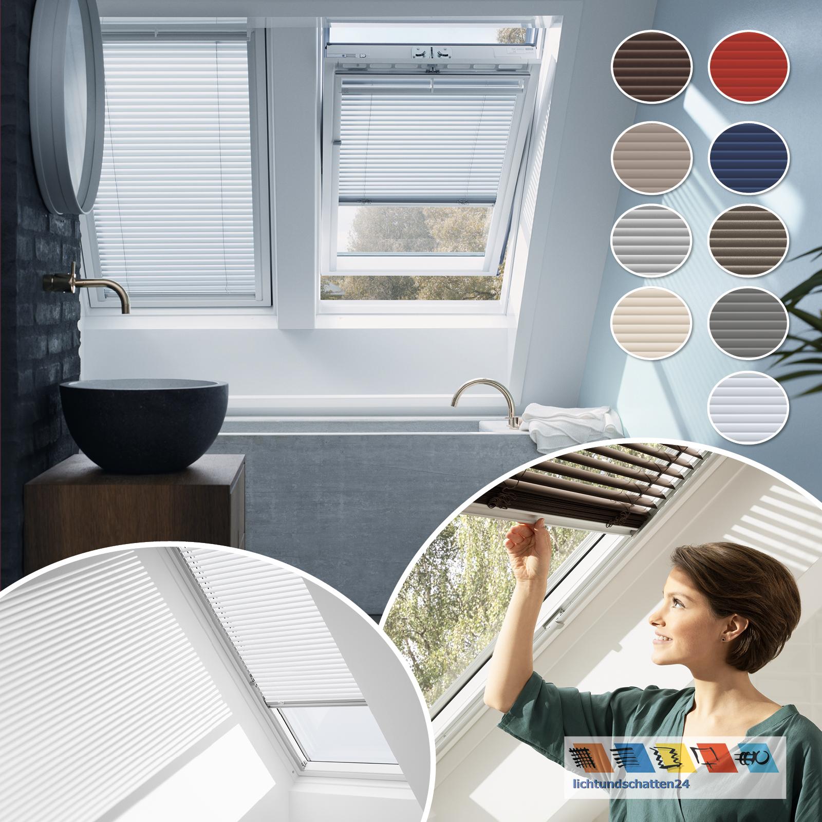 orig velux dachfenster jalousie jalousette rollo pal f r. Black Bedroom Furniture Sets. Home Design Ideas