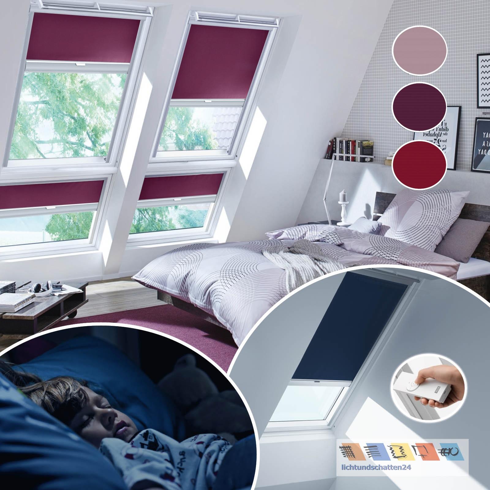 orig velux elektro verdunkelungsrollo 4560 4561 4565 ggl gpl ghl ggu gpu ghu ebay. Black Bedroom Furniture Sets. Home Design Ideas