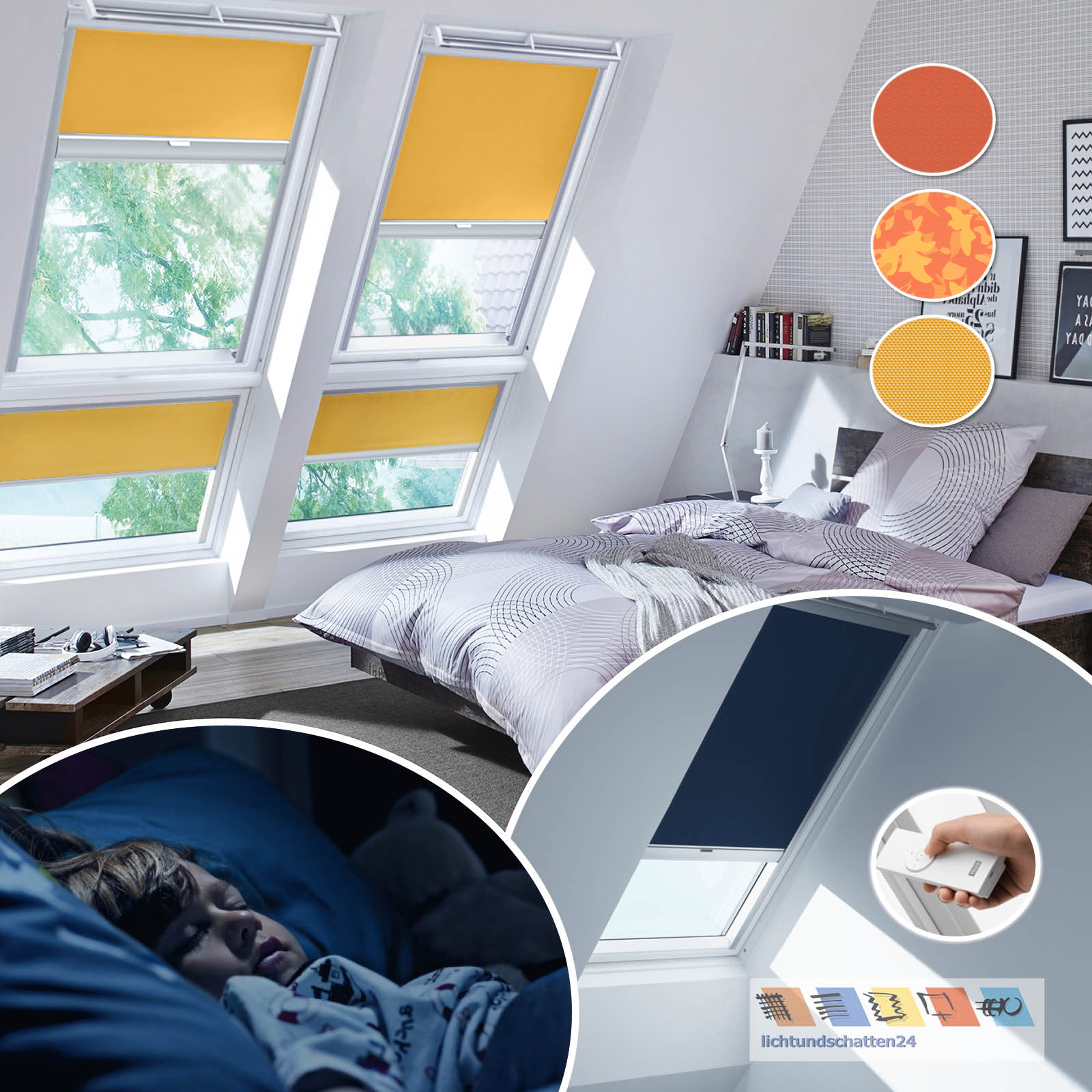 orig velux elektro verdunkelungsrollo 4568 4563 4564 ggl gpl ghl ggu gpu ghu ebay. Black Bedroom Furniture Sets. Home Design Ideas