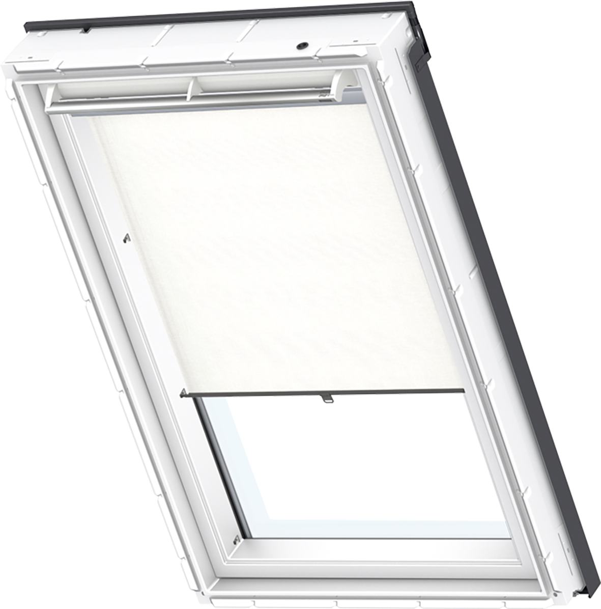 Velux rollo lichtdurchl ssig blickdicht 3 stufig for Dimension velux gfl 1