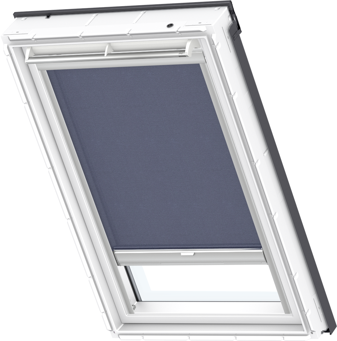 orig velux dachfenster solar rollo rsl lichtdurchl ssig. Black Bedroom Furniture Sets. Home Design Ideas