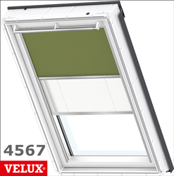 original velux set plissee rollo verdunkelung dachfenster ggu gpu gtu ghu gxu ebay. Black Bedroom Furniture Sets. Home Design Ideas