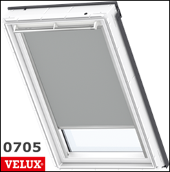 original velux verdunkelungsrollo thermo rollo f r ggu gpu ghu gtu dkl ebay. Black Bedroom Furniture Sets. Home Design Ideas